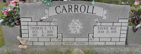 "CARROLL, THOMAS C. ""TC"" - Lewis County, Tennessee 