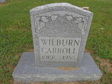 CARROLL, WILBURN - Lewis County, Tennessee | WILBURN CARROLL - Tennessee Gravestone Photos