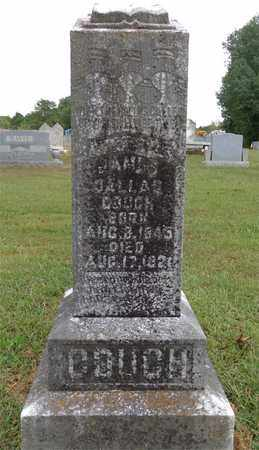 COUCH, JAMES DALLAS - Lewis County, Tennessee | JAMES DALLAS COUCH - Tennessee Gravestone Photos