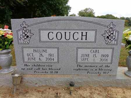 COUCH, PAULINE - Lewis County, Tennessee | PAULINE COUCH - Tennessee Gravestone Photos