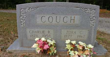 COUCH, ZORA C - Lewis County, Tennessee | ZORA C COUCH - Tennessee Gravestone Photos