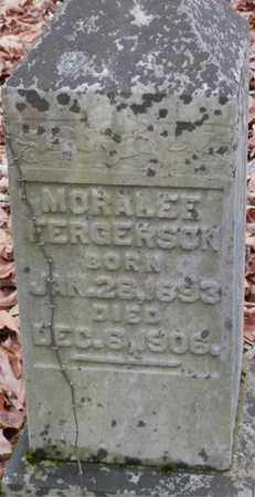 FERGERSON, MORA LEE - Lewis County, Tennessee | MORA LEE FERGERSON - Tennessee Gravestone Photos