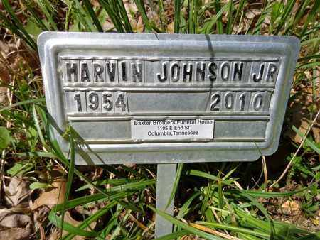 JOHNSON, MARVIN (JR) - Lewis County, Tennessee | MARVIN (JR) JOHNSON - Tennessee Gravestone Photos