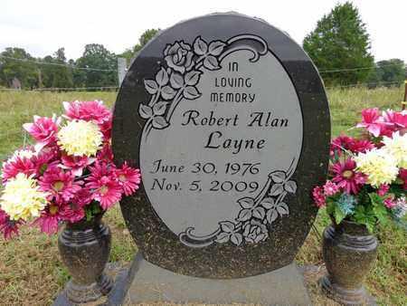 LAYNE, ROBERT ALAN - Lewis County, Tennessee | ROBERT ALAN LAYNE - Tennessee Gravestone Photos