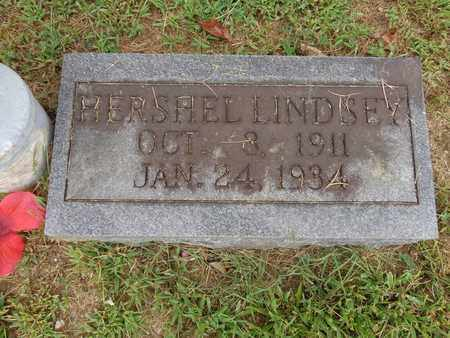 LINDSEY, HERSHEL - Lewis County, Tennessee | HERSHEL LINDSEY - Tennessee Gravestone Photos