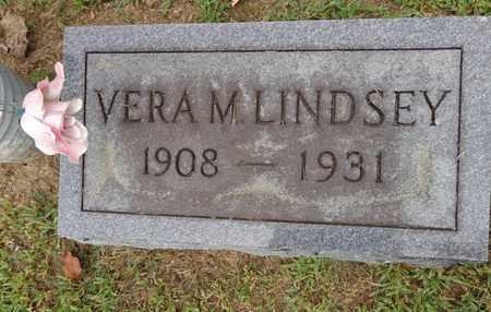 LINDSEY, VERA - Lewis County, Tennessee   VERA LINDSEY - Tennessee Gravestone Photos