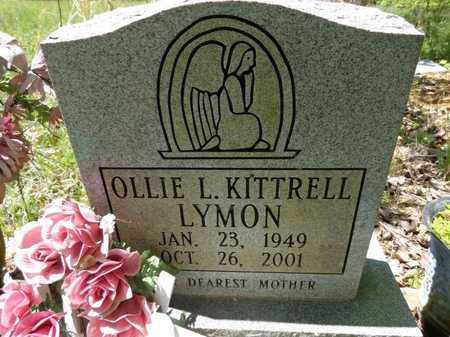 KITTRELL LYMON, OLLIE L - Lewis County, Tennessee | OLLIE L KITTRELL LYMON - Tennessee Gravestone Photos