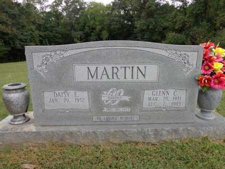 MARTIN, GLENN C. - Lewis County, Tennessee | GLENN C. MARTIN - Tennessee Gravestone Photos