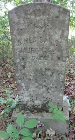 MURPHREE, JAMES DANIEL - Lewis County, Tennessee | JAMES DANIEL MURPHREE - Tennessee Gravestone Photos