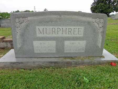 MURPHREE, ROY S - Lewis County, Tennessee | ROY S MURPHREE - Tennessee Gravestone Photos