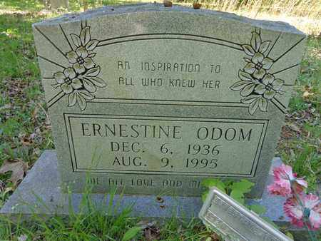ODOM, ERNESTINE - Lewis County, Tennessee   ERNESTINE ODOM - Tennessee Gravestone Photos