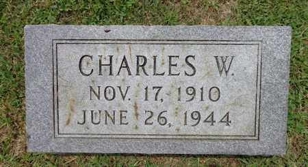 POLLOCK, CHARLES W - Lewis County, Tennessee | CHARLES W POLLOCK - Tennessee Gravestone Photos