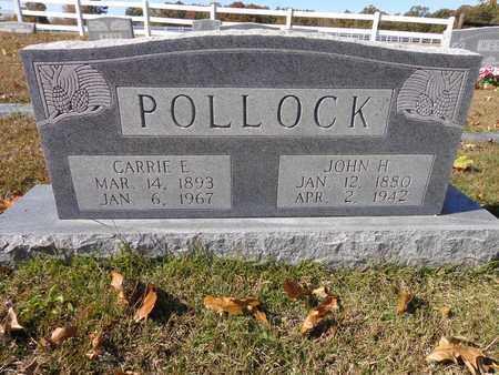 POLLOCK, JOHN H - Lewis County, Tennessee | JOHN H POLLOCK - Tennessee Gravestone Photos