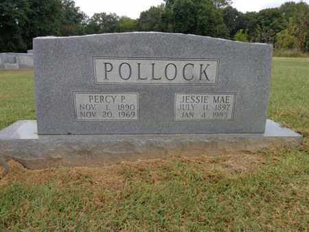 POLLOCK, JESSIE MAE - Lewis County, Tennessee | JESSIE MAE POLLOCK - Tennessee Gravestone Photos