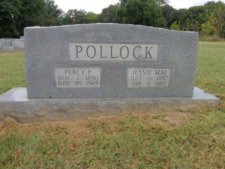 POLLOCK, PERCY P. - Lewis County, Tennessee | PERCY P. POLLOCK - Tennessee Gravestone Photos
