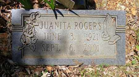 ROGERS, JUANITA - Lewis County, Tennessee | JUANITA ROGERS - Tennessee Gravestone Photos