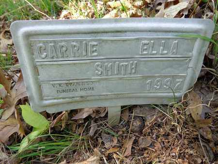 SMITH, CARRIE ELLA - Lewis County, Tennessee | CARRIE ELLA SMITH - Tennessee Gravestone Photos