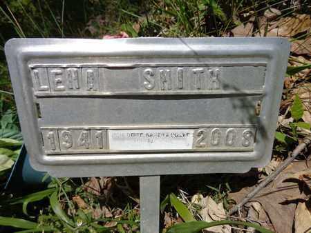 SMITH, LENA - Lewis County, Tennessee | LENA SMITH - Tennessee Gravestone Photos