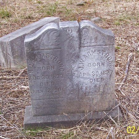 DOLLINS ARMSTRONG, NANCY JANE - Lincoln County, Tennessee | NANCY JANE DOLLINS ARMSTRONG - Tennessee Gravestone Photos