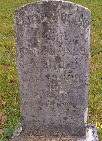 BEARD, SARAH E. - Lincoln County, Tennessee | SARAH E. BEARD - Tennessee Gravestone Photos