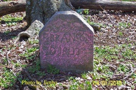 BRANSON, E. - Lincoln County, Tennessee   E. BRANSON - Tennessee Gravestone Photos