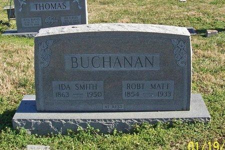 SMITH BUCHANAN, IDA - Lincoln County, Tennessee | IDA SMITH BUCHANAN - Tennessee Gravestone Photos