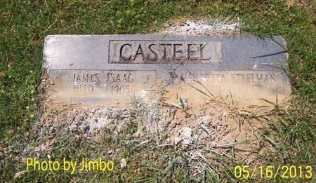 CASTEEL, HENRETTA - Lincoln County, Tennessee   HENRETTA CASTEEL - Tennessee Gravestone Photos