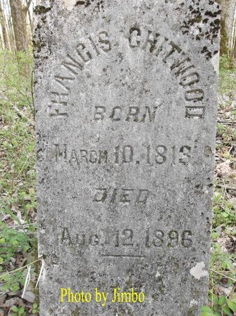 CHITWOOD, FRANCES - Lincoln County, Tennessee | FRANCES CHITWOOD - Tennessee Gravestone Photos