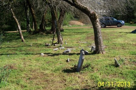 *GIBSON OVERVIEW 2,  - Lincoln County, Tennessee |  *GIBSON OVERVIEW 2 - Tennessee Gravestone Photos