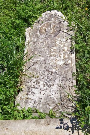 HALL, SAMUEL W. - Lincoln County, Tennessee | SAMUEL W. HALL - Tennessee Gravestone Photos