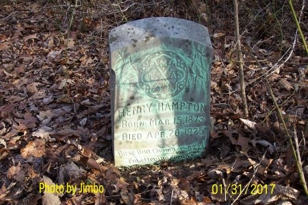 HAMPTON, HENRY - Lincoln County, Tennessee | HENRY HAMPTON - Tennessee Gravestone Photos