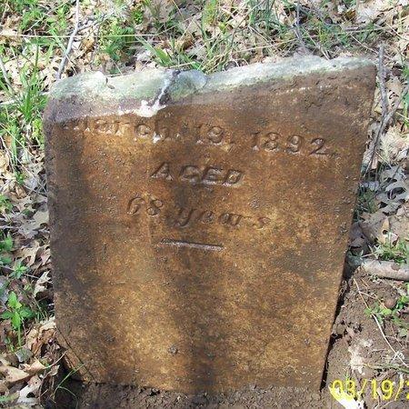 HOLLEY, ELLEN M. (BOTTOM OF STONE) - Lincoln County, Tennessee | ELLEN M. (BOTTOM OF STONE) HOLLEY - Tennessee Gravestone Photos