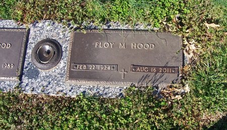 HOOD, FLOY M. - Lincoln County, Tennessee | FLOY M. HOOD - Tennessee Gravestone Photos