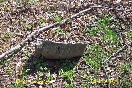 HUNTER, UNKNOWN FIELDSTONE - Lincoln County, Tennessee | UNKNOWN FIELDSTONE HUNTER - Tennessee Gravestone Photos