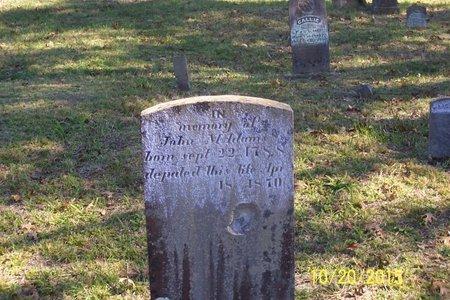 MCADAMS, JOHN - Lincoln County, Tennessee | JOHN MCADAMS - Tennessee Gravestone Photos