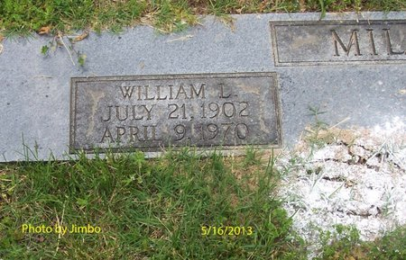MILLS, WILLIAM L. (CLOSE UP) - Lincoln County, Tennessee   WILLIAM L. (CLOSE UP) MILLS - Tennessee Gravestone Photos