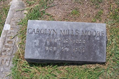 MOORE, CAROLYN - Lincoln County, Tennessee   CAROLYN MOORE - Tennessee Gravestone Photos