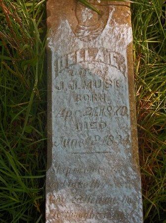 MUSE, DELLA E. - Lincoln County, Tennessee   DELLA E. MUSE - Tennessee Gravestone Photos
