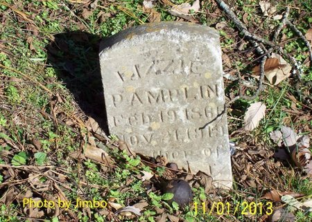 PAMPLIN, LIZZIE - Lincoln County, Tennessee | LIZZIE PAMPLIN - Tennessee Gravestone Photos