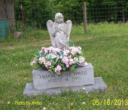 POWELL, AMANDA NICOLE - Lincoln County, Tennessee   AMANDA NICOLE POWELL - Tennessee Gravestone Photos