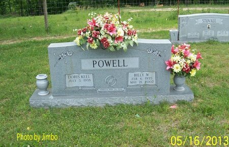 POWELL, BILLY W. - Lincoln County, Tennessee | BILLY W. POWELL - Tennessee Gravestone Photos