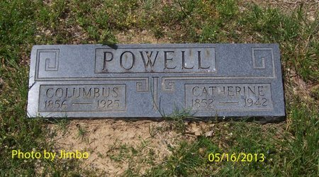 POWELL, COLUMBUS - Lincoln County, Tennessee | COLUMBUS POWELL - Tennessee Gravestone Photos
