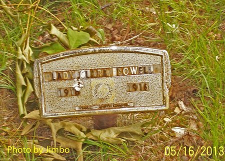 POWELL, LADY CLARA - Lincoln County, Tennessee | LADY CLARA POWELL - Tennessee Gravestone Photos