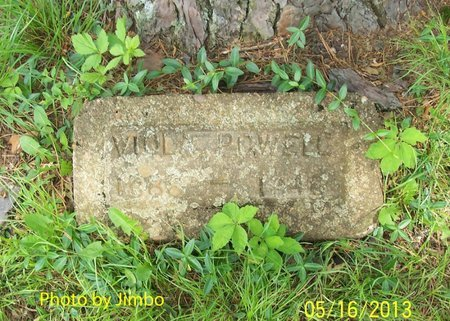 POWELL, VIOLA (ORIGINAL STONE) - Lincoln County, Tennessee | VIOLA (ORIGINAL STONE) POWELL - Tennessee Gravestone Photos