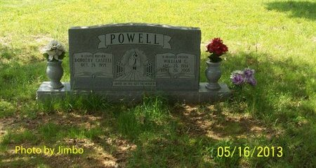 POWELL, WILLIAM C. - Lincoln County, Tennessee | WILLIAM C. POWELL - Tennessee Gravestone Photos