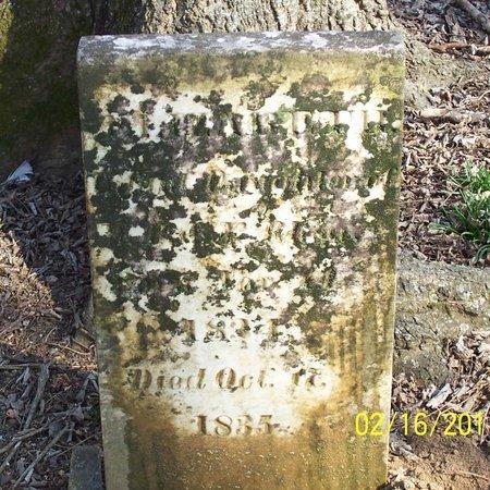 RHEA, ELIZABETH - Lincoln County, Tennessee | ELIZABETH RHEA - Tennessee Gravestone Photos