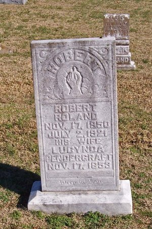 ROLAND, ROBERT - Lincoln County, Tennessee | ROBERT ROLAND - Tennessee Gravestone Photos