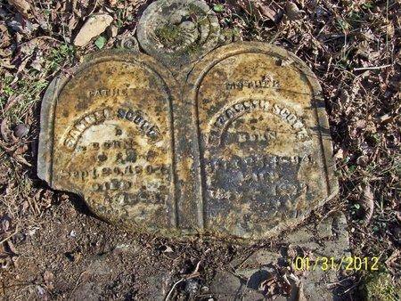 RYALLS SCOTT, ELIZABETH - Lincoln County, Tennessee | ELIZABETH RYALLS SCOTT - Tennessee Gravestone Photos