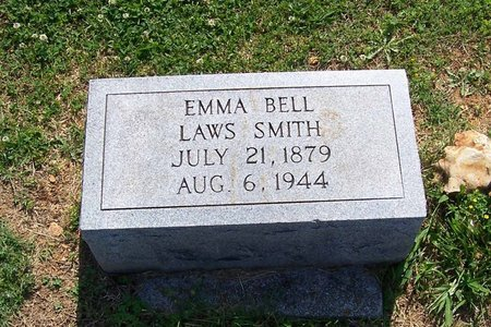SMITH, EMMA BELL - Lincoln County, Tennessee | EMMA BELL SMITH - Tennessee Gravestone Photos