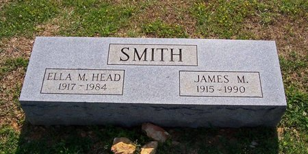 SMITH, JAMES M. - Lincoln County, Tennessee | JAMES M. SMITH - Tennessee Gravestone Photos